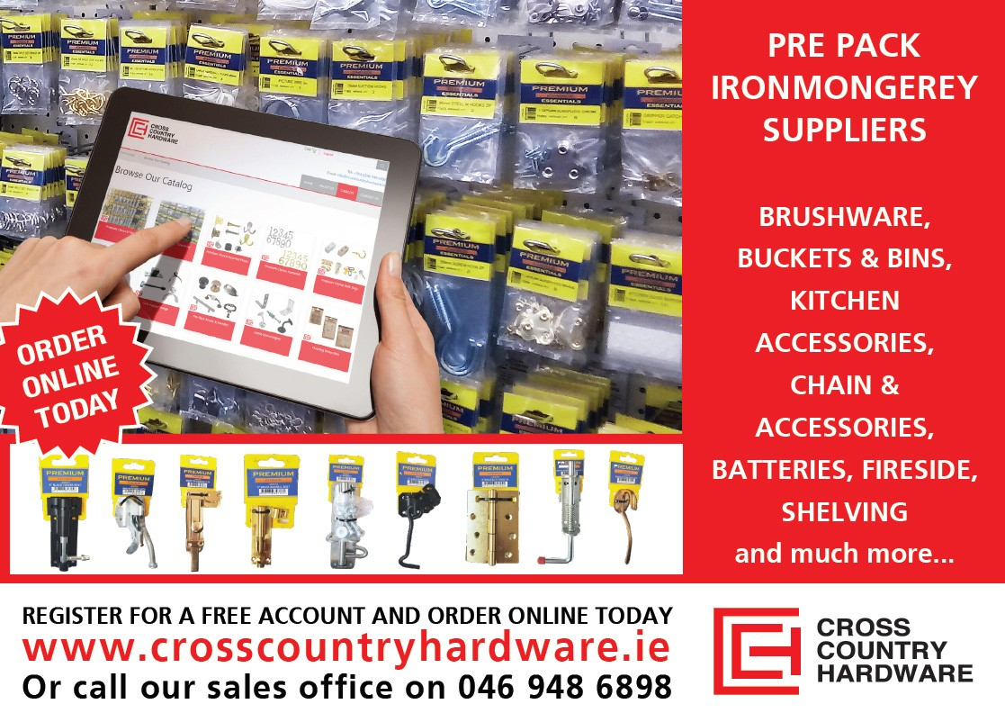 Cross Country Hardware - Custom E-Commerce Built To Fit The Business